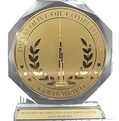 Gold award Dubai - KALI